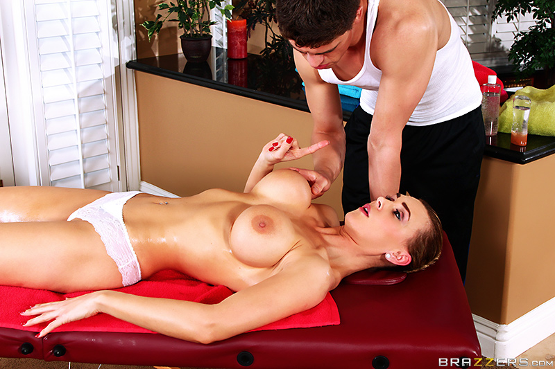 Brazzers dirty masseur an athletes touch scene starring 10