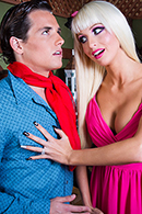 Rikki Six, Tyler Nixon on brazzers
