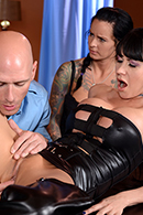 Eva Karera, Johnny Sins on brazzers