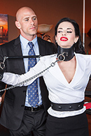 Johnny Sins, Veronica Avluv on brazzers