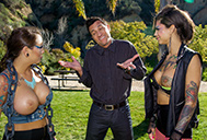 Bonnie Rotten, Ashton Pierce01