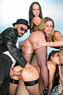 Jada Stevens, Phoenix Marie, Remy LaCroix, Sheena Shaw, Keiran Lee XXX clips