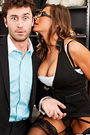 James Deen, Madison Ivy on brazzers