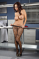 Brazzers video with Ava Addams, Danny Mountain