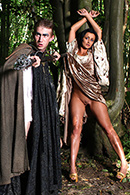 Danny D, Keira Knight on brazzers