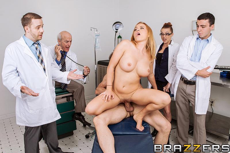 Doctor and nurse fuck casually come
