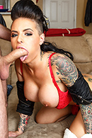 Top pornstar Christy Mack, James Deen