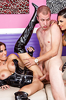 Bonnie Rotten, Gia Dimarco, Jessy Jones XXX clips