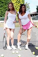 Why We Love Women's Tennis sex video