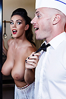 Alison Tyler, Johnny Sins on brazzers