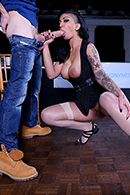 Brazzers video with Danny D, Mai Bailey