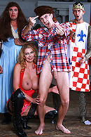 Danny D, Leigh Darby on brazzers