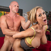 When one of her neighbors calls an ambulance one day, horny MILF Brandi Love catches a glimpse of a sexy EMT, and quickly hatches a plan to get her hands on his fat cock. First she calls 911, then she lies on her couch and waits for Johnny Sins and his big dick to show up. At first he's a little taken aback by her advances, but once he gets a glimpse at her big tits Johnny decides to go in for some extra testing of his own! Brandi sucks and fucks that dick like a true MILF, then takes a nice load of spunk all over her pretty face!