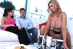 brazzers  sienna milano, drilling miss darby