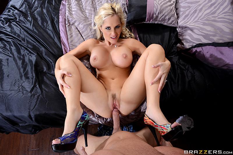Milf big cock anal