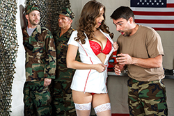 brazzers  			sienna milano		, operation last chance