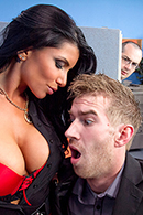 Brazzers HD video - My Boss Is A Whore