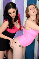 Jelena Jensen, Jessi June on brazzers