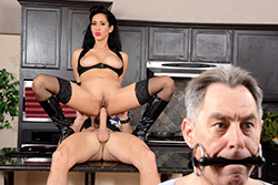 brazzers  			sienna milano		, isis found a part time job