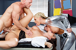 brazzers  			sienna milano		, ski hill slut emergency