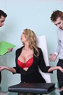 Top pornstar Leigh Darby, Danny D