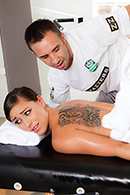 HD porn video A Nut Draining Training