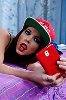 Brazzers porn movie - Smalltown Girl, Big Cock Mentality