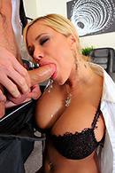 Top pornstar James Deen, Shyla Stylez
