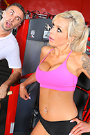 Keiran Lee, Nina Elle on brazzers