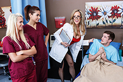 brazzers  sienna milano, doctor's orders