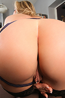 HD porn video She is Maid of Ass