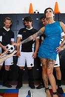 Bonnie Rotten, Erik Everhard, Mick Blue, Toni Ribas on brazzers