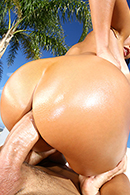 Brazzers HD video - Rio Lee's Big British Booty