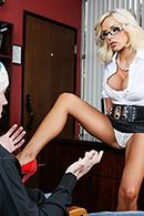 Top pornstar Nina Elle, Danny D