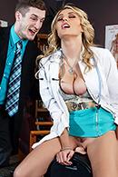 Top pornstar Brick Danger, Natalia Starr