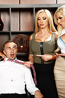 Nikki Benz, Courtney Taylor, Summer Brielle, Nina Elle07