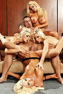 Nikki Benz, Courtney Taylor, Summer Brielle, Nina Elle09
