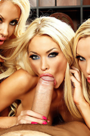 Nikki Benz, Courtney Taylor, Summer Brielle, Nina Elle12