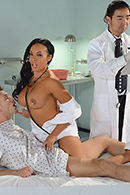 HD porn video Naughty Vision During Incision