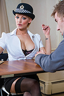 HD porn video Erotic Interrogation