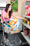 Ariella Ferrera, Brick Danger on brazzers