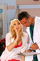 HD porn video Ditching a Date for Doctor Dick