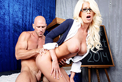 brazzers  sienna milano, your tits have more talent