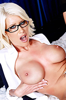Brazzers video with Johnny Sins, Riley Jenner