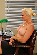 HD porn video Dreamy Office Tits