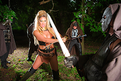 brazzers  			sienna milano		, amazon warrior from dimension xxx
