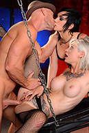 Ass Licking porn video – The Kinky Dungeon