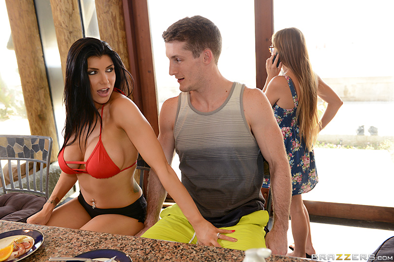 Lost On Vacation San Diego Part Two - Romi Rain & Brick Danger