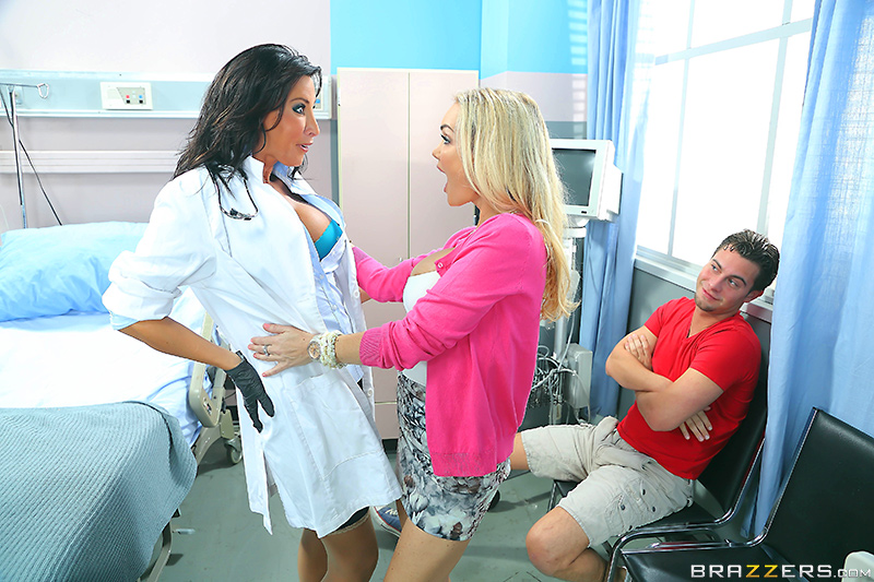 [DoctorAdventures] Devon, Lezley Zen – Hands-On Stepmom