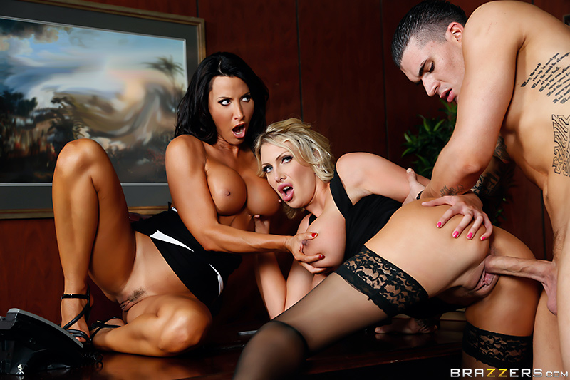 Brazzers family titty counseling scene - 3 part 1